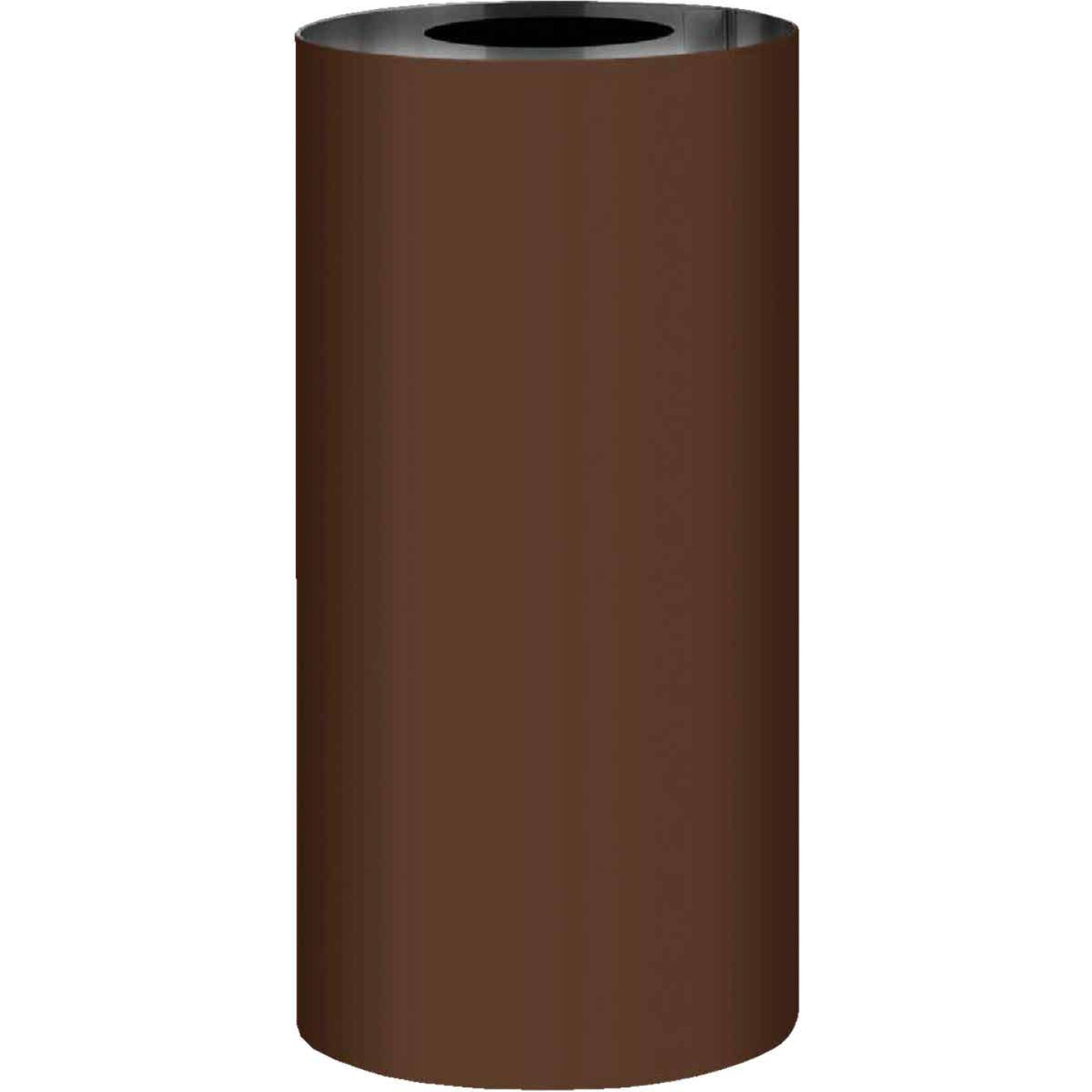 NorWesco 7 In. x 50 Ft. Brown Galvanized Roll Valley Flashing Image 1
