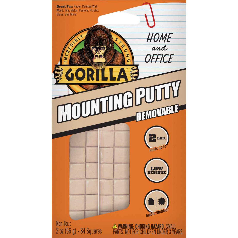 Gorilla 2 Oz. Mounting Putty (84-Squares) Image 1
