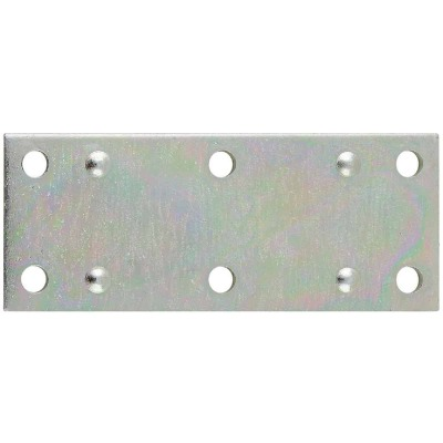 National Catalog V119 3-1/2 In. x 1-3/8 In. Mending Plate (4-Count)