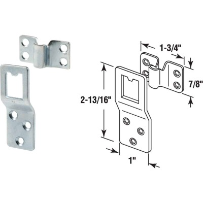 Prime-Line Window Screen Sash Hanger (1Set)