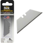 Do it Best 2-Point Heavy-Duty 2-3/8 In. Utility Knife Blade (5-Pack) Image 1