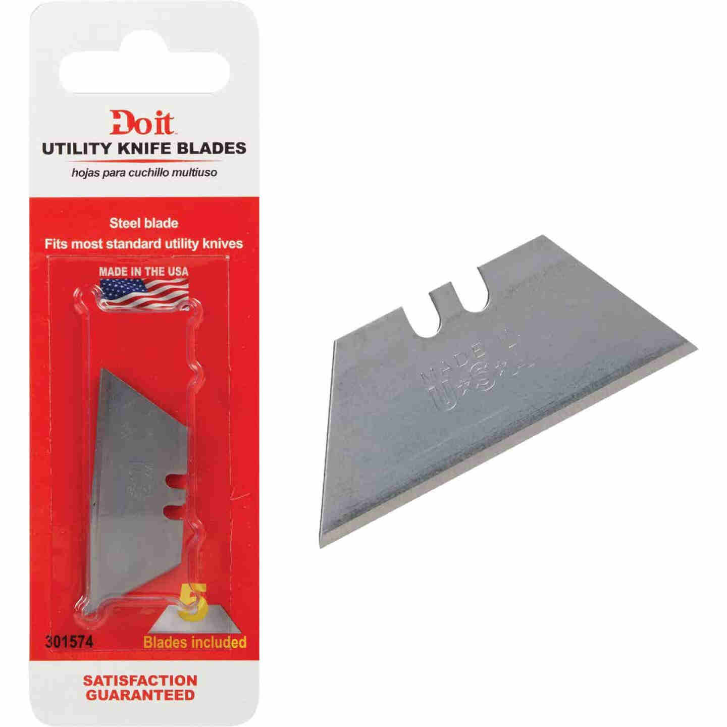 Do it 2-Point 2-3/8 In. Utility Knife Blade (5-Pack) Image 1