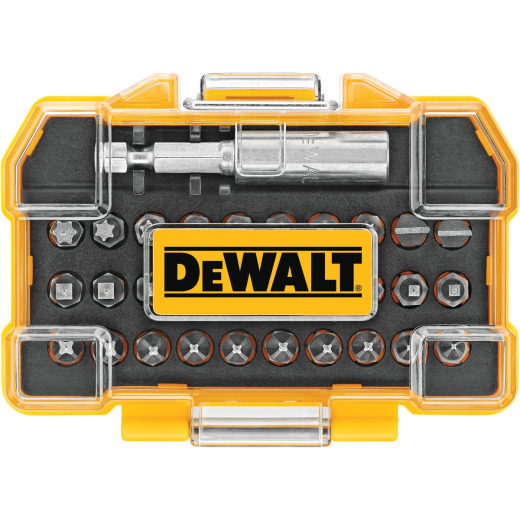 DeWalt Insert Impact Screwdriver Bit Set (31-Piece)