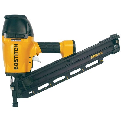 Bostitch 28 Degree 3-1/2 In. Wire Weld Industrial Framing Nailer
