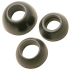 Do it Assorted Bonnet Graphite Cone Faucet Washer (3 Ct.) Image 1