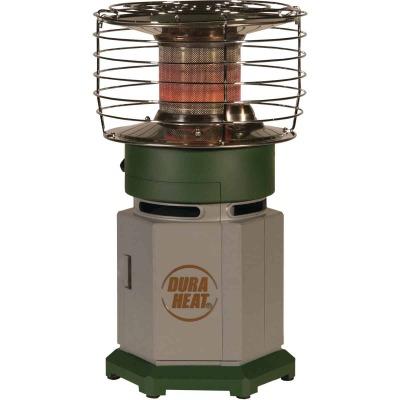 Dura Heat 10,000 BTU Radiant Single Tank 360 Degree Propane Heater