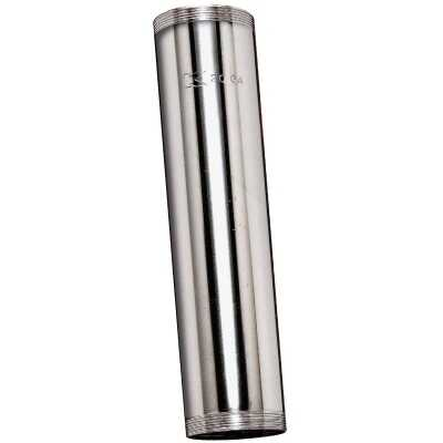 Do it 1-1/4 In. x 12 In. Chrome Plated Threaded Tube
