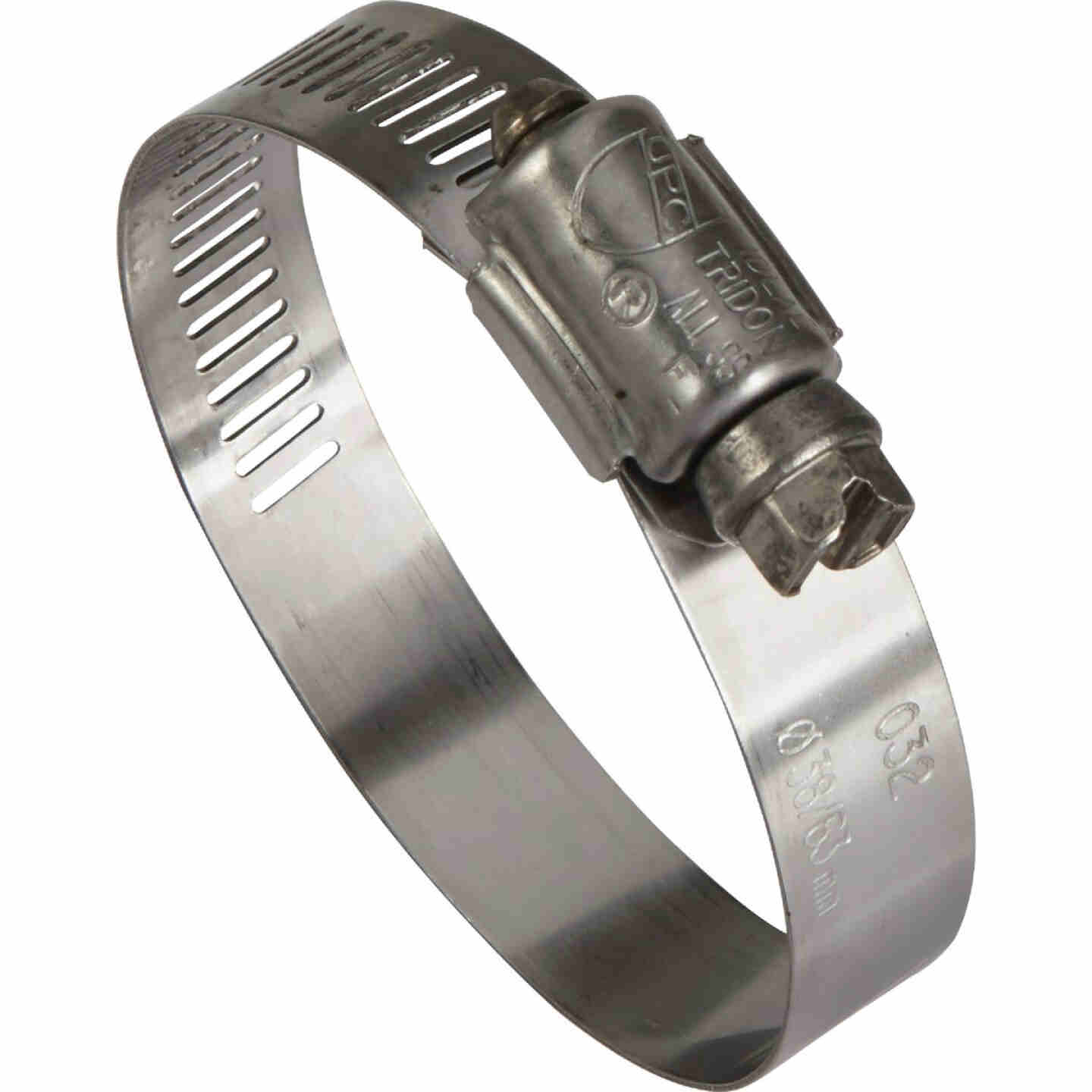Ideal 1-1/2 In. - 2-1/2 In. 67 All Stainless Steel Hose Clamp Image 1