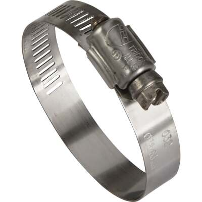 Ideal 1-1/2 In. - 2-1/2 In. 67 All Stainless Steel Hose Clamp