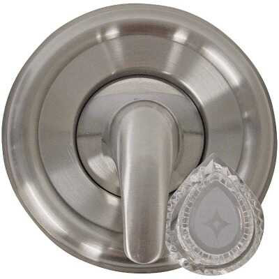 Danco Brushed Nickel Moen Tub & Shower Trim Kit, Brushed Nickel