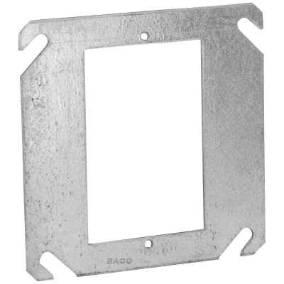 Raco Flat 1-Device Combination 4 In. x 4 In. Square Device Cover