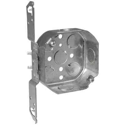 Raco Bracket Mount 4 In. x 4 In. Octagon Box