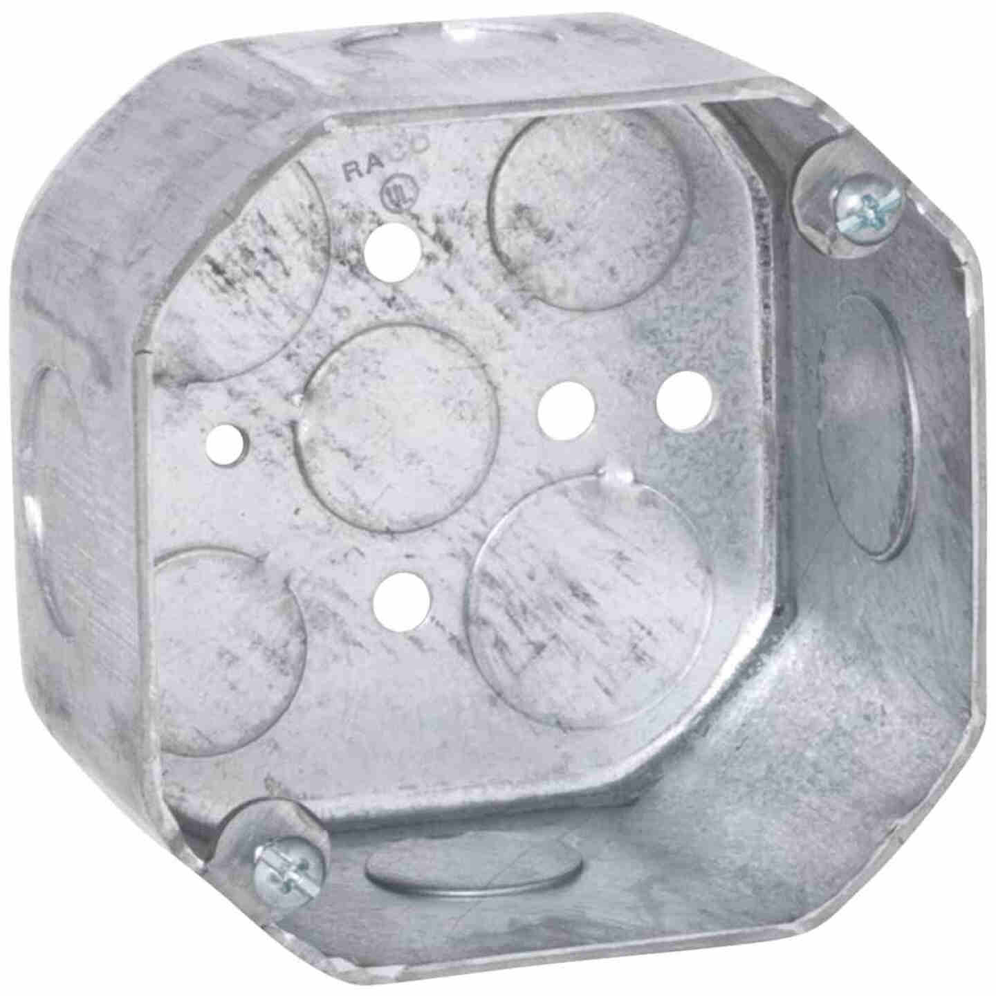 Raco Old Work 4 In. x 4 In. Octagon Box Image 1