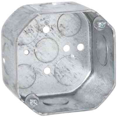 Raco Old Work 4 In. x 4 In. Octagon Box