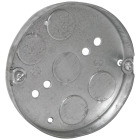 Raco 50 Lb. Rating Steel 6 Cu. In. Ceiling Box Image 1