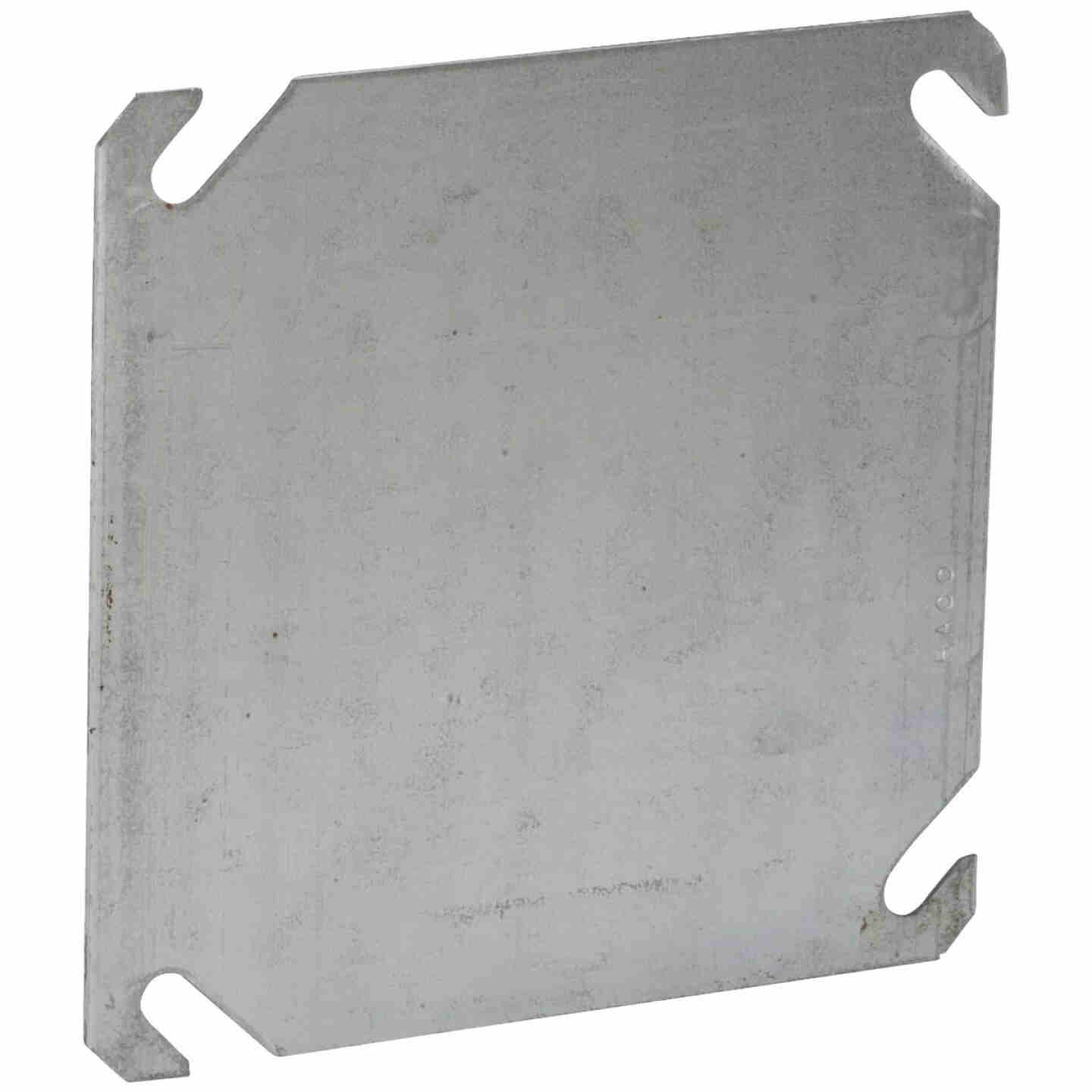 Raco Blank 4 In. x 4 In. Square Blank Cover Image 1