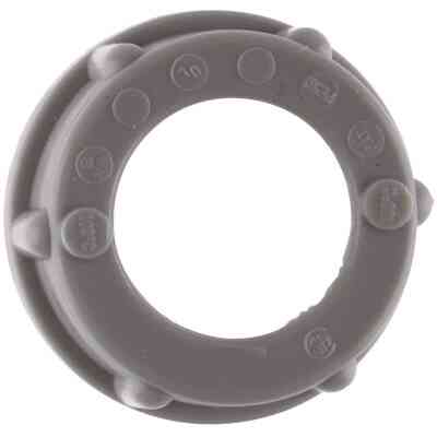 Carlon 1/2 In. Rigid & IMC Insulating Conduit Bushing (100-Pack)