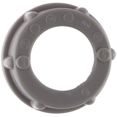 Halex 1-1/4 In. Rigid & IMC Insulating Conduit Bushing