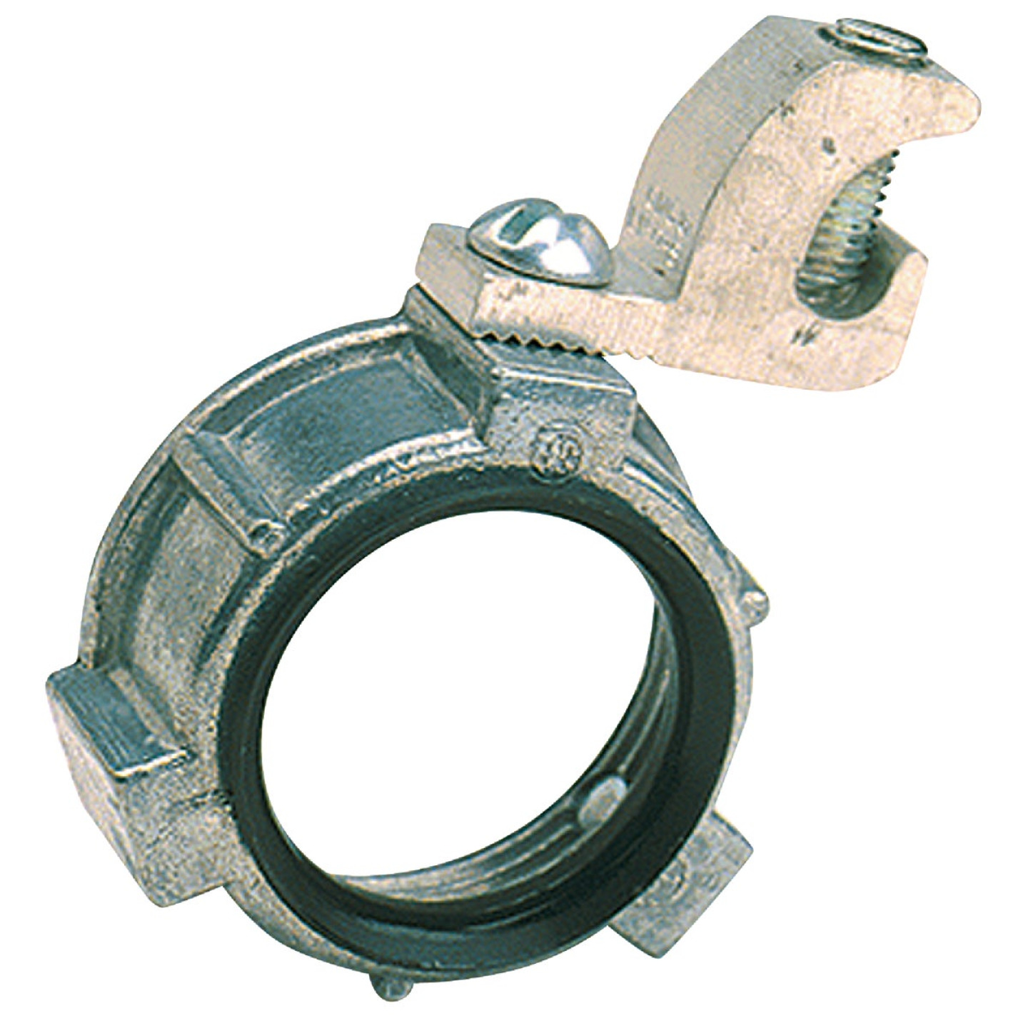 Halex 2 In. Rigid & IMC Insulated Metallic Grounding Conduit Bushing Image 1
