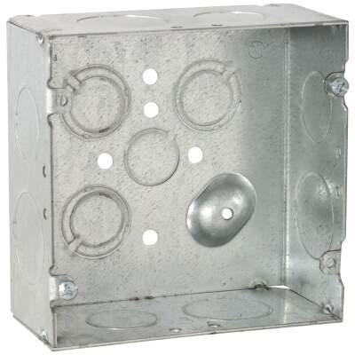 Raco 2-Gang Steel Welded Wall Box