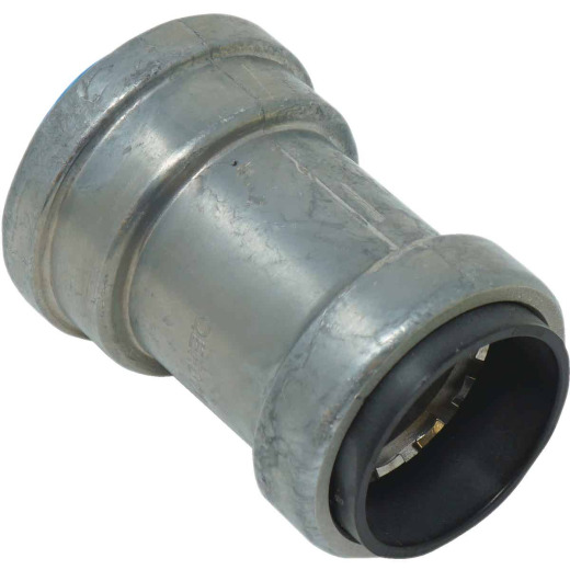 Southwire SimPush 1/2 In. EMT to Liquid Tight Push-To-Install Combination Conduit Coupling