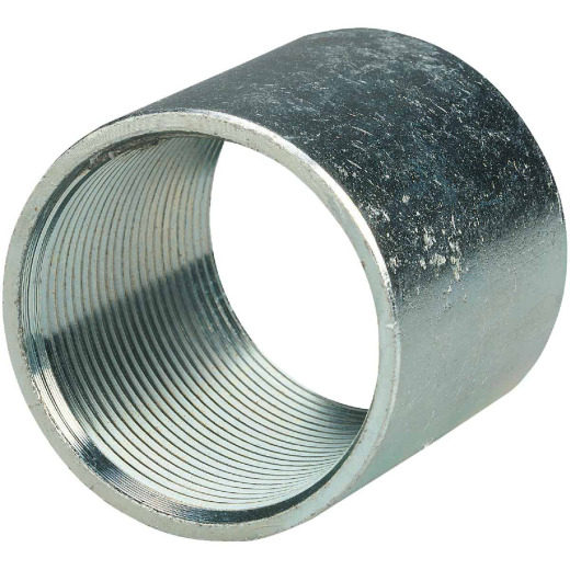 Halex Rigid 1-1/2 In. Threaded Conduit Coupling