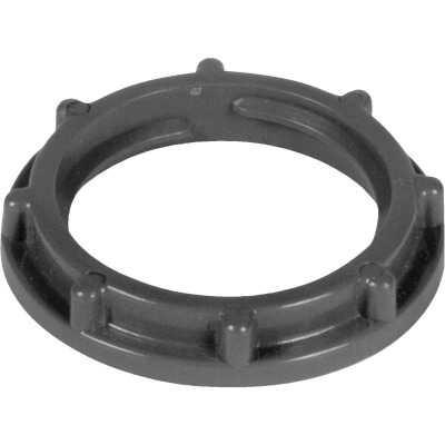 Carlon 1/2 In. PVC PVC Conduit Locknut (5-Pack)