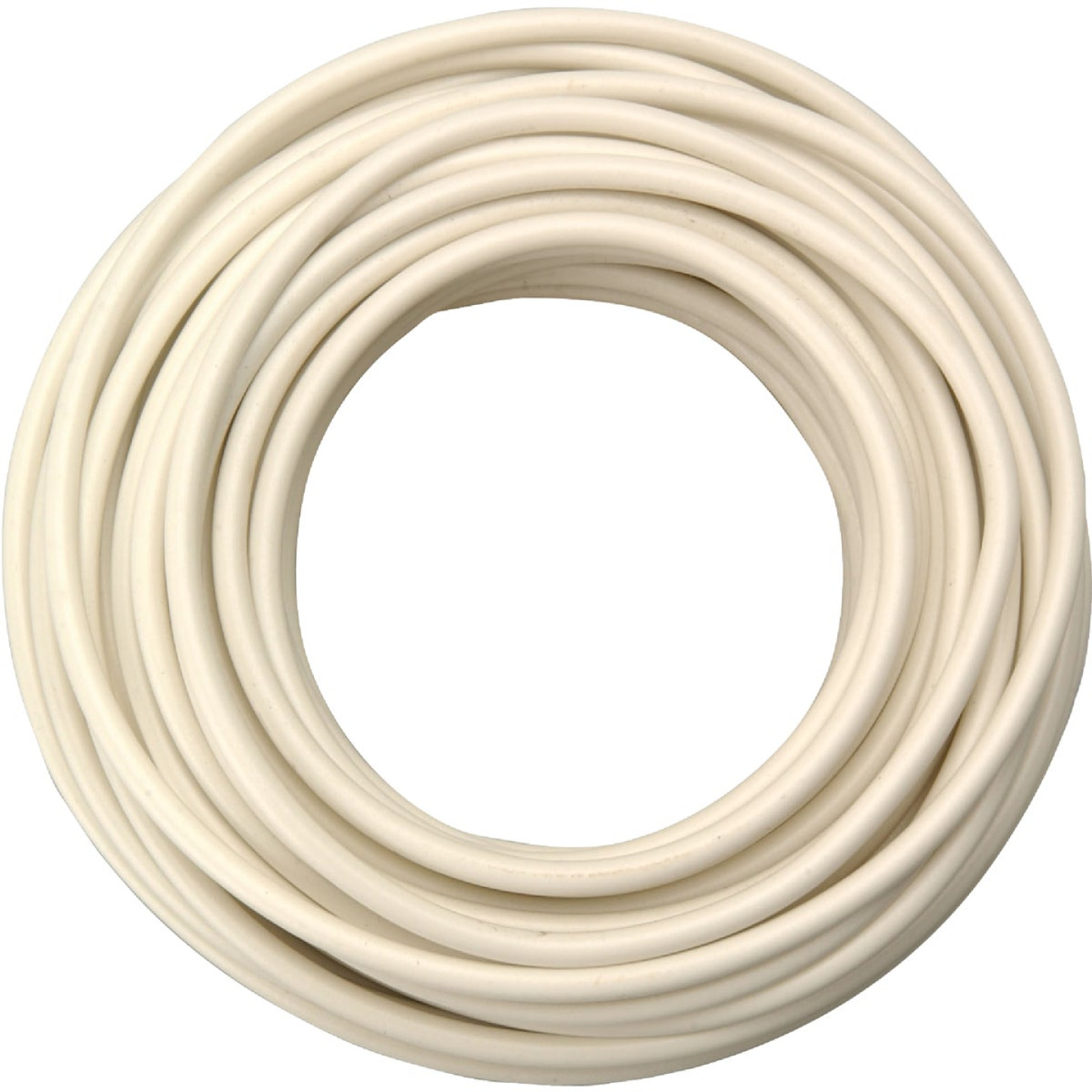 ROAD POWER 33 Ft. 18 Ga. PVC-Coated Primary Wire, White Image 1