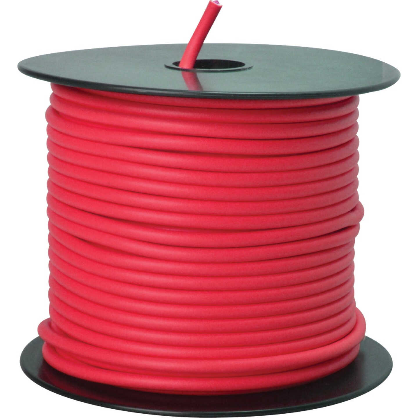 ROAD POWER 100 Ft. 12 Ga. PVC-Coated Primary Wire, Red Image 1