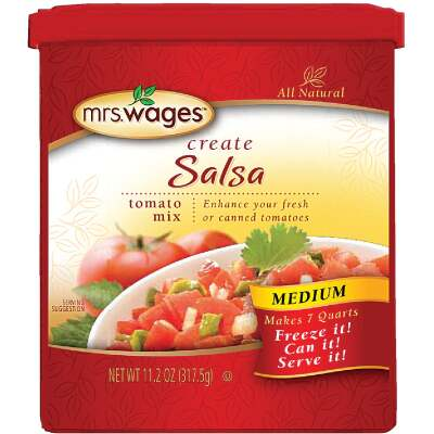 Mrs. Wages 11.2 Oz. Salsa Tomato Mix