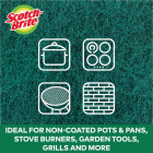 3M Scotch-Brite Heavy Duty Scouring Pad Image 3