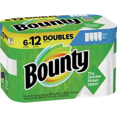 Bounty Select-A-Size Paper Towels (6 Double Rolls)