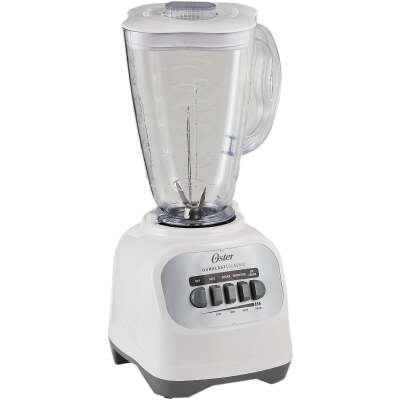 Oster 10-Speed White Blender