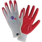 Miracle-Gro Women's Small Nitrile Coated Garden Glove Image 1