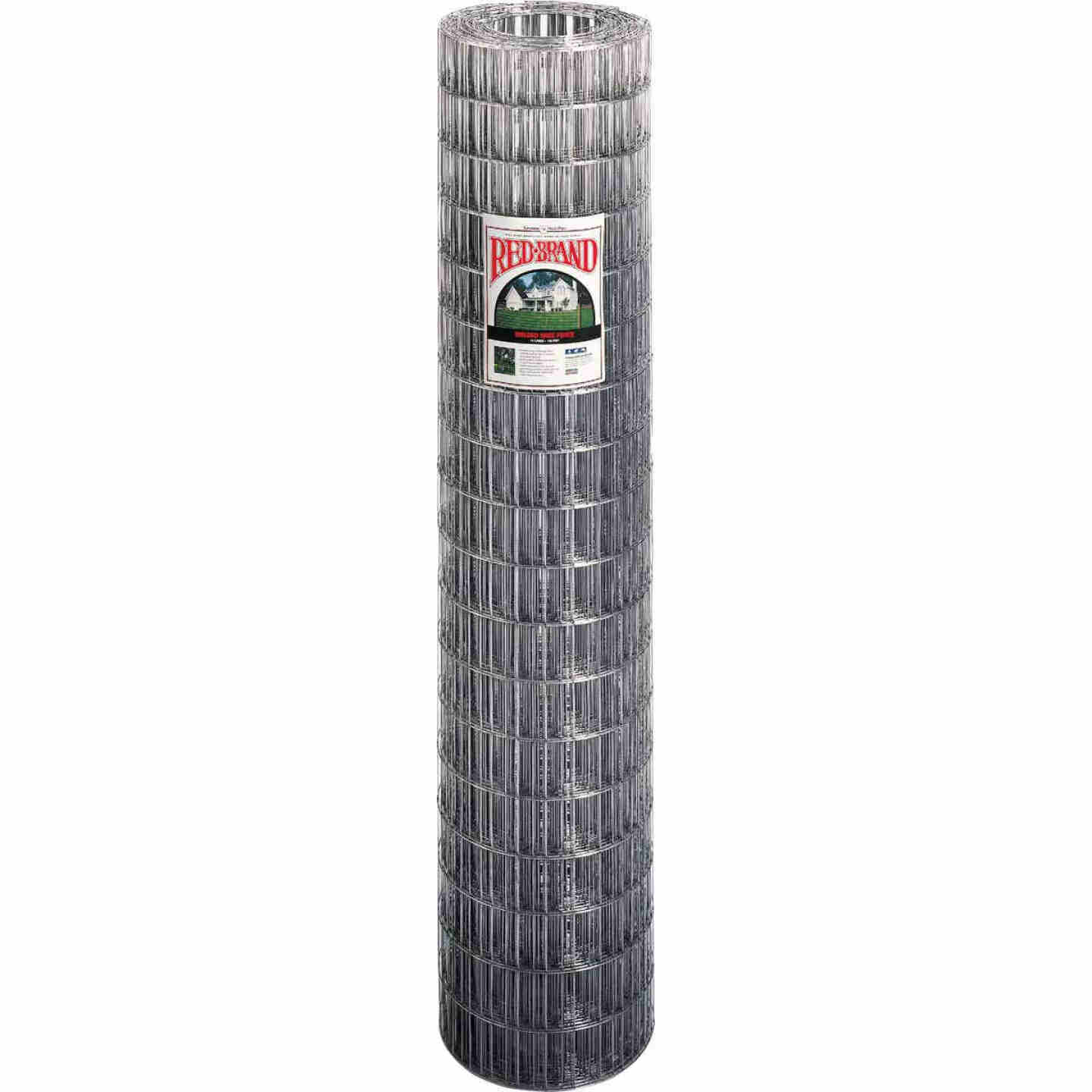 Keystone Red Brand 48 In. H. x 50 Ft. L. (2x4) Welded Wire Utility Fence Image 1