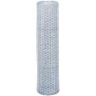Do it 1 In. x 18 In. H. x 150 Ft. L. Hexagonal Wire Poultry Netting Image 2