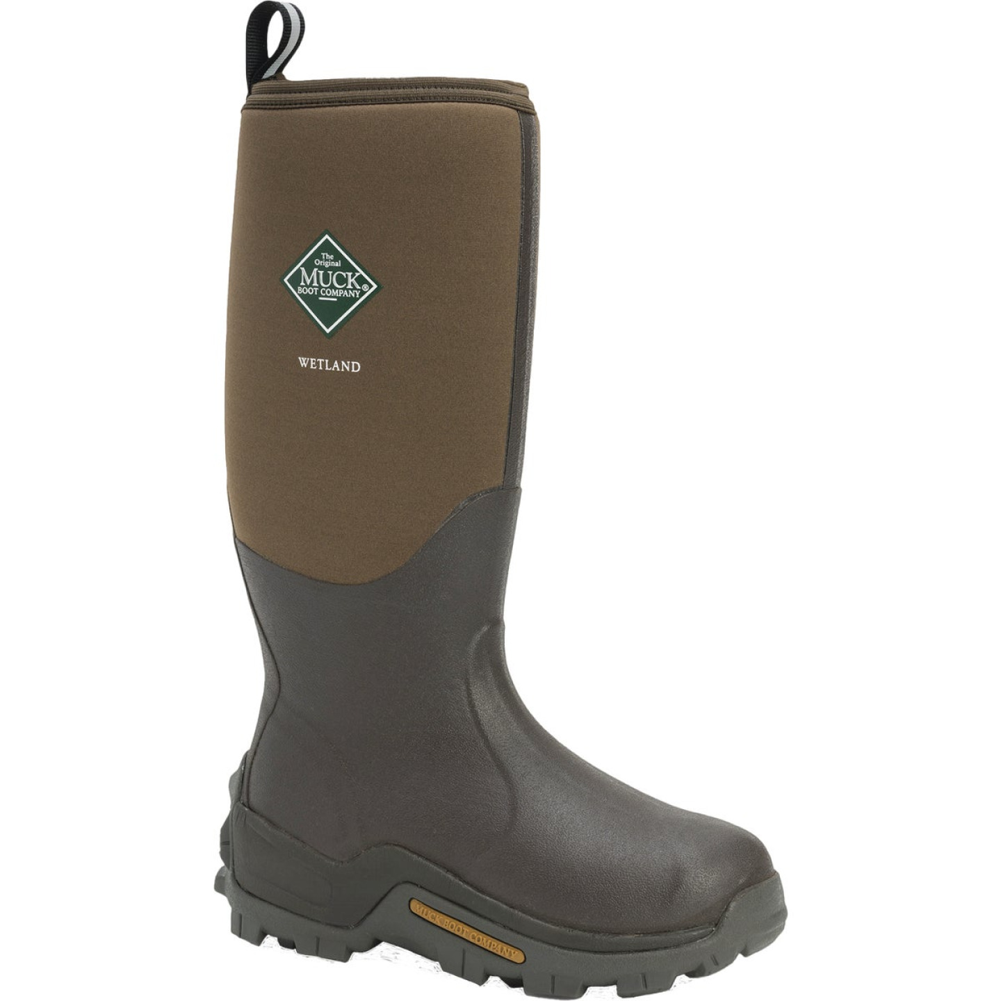 Muck Boot Co Wetland Men's Size 12 Waterproof Hunting Boot Image 1