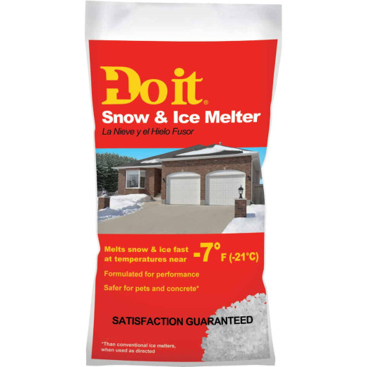 Do it 20 Lb. Snow And Ice Melt Pellets