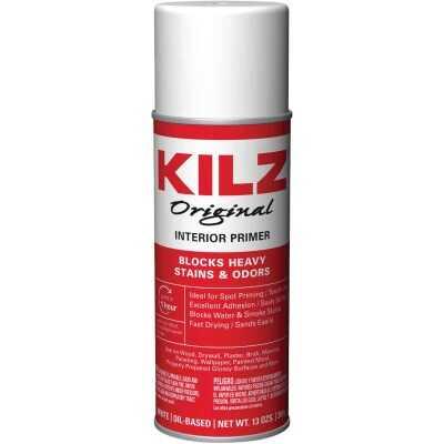 Kilz Original 13 Oz. Primer Sealer Stainblocker Spray, White