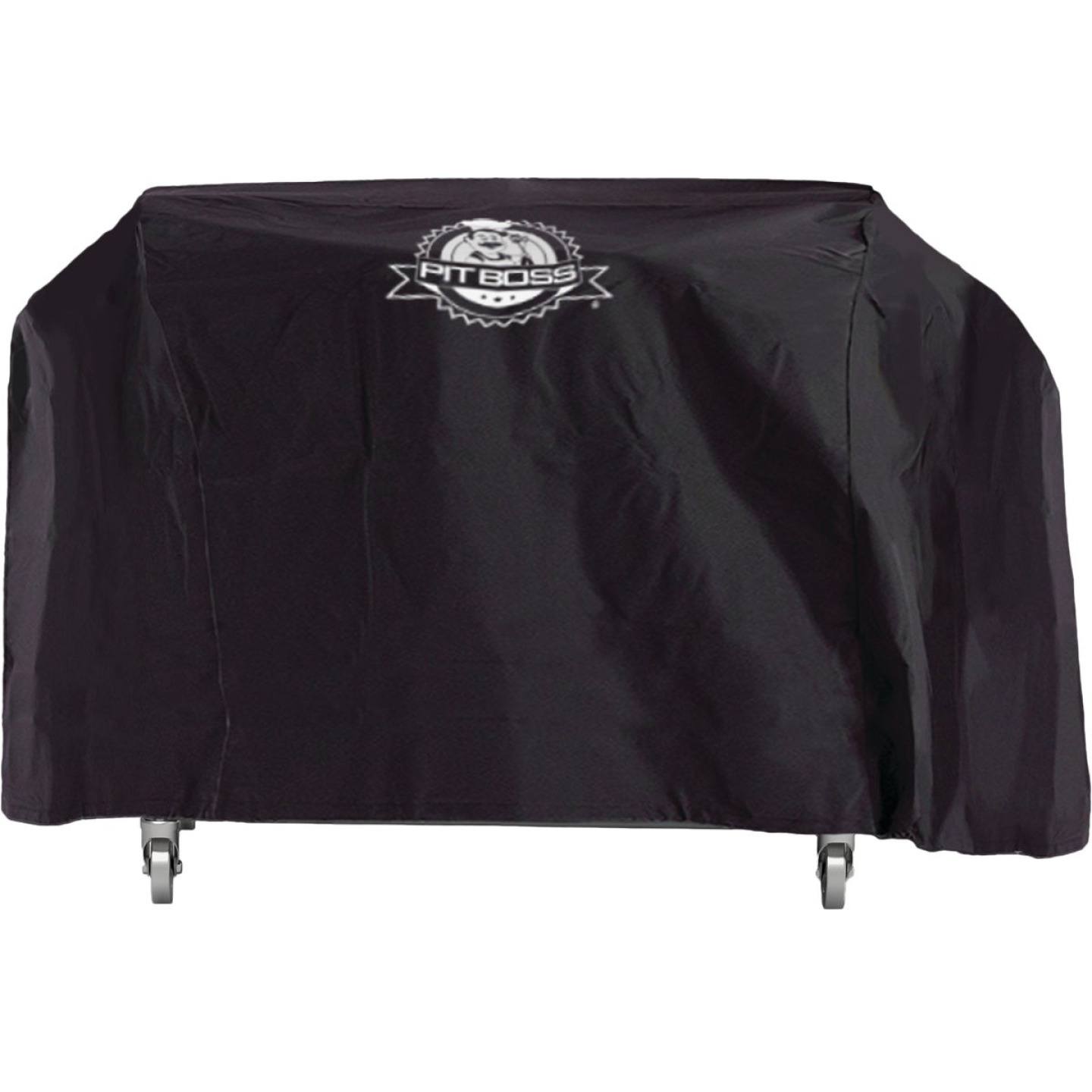 Pit Boss 77.2 In. 600D Polyester Deluxe Griddle Cover Image 1