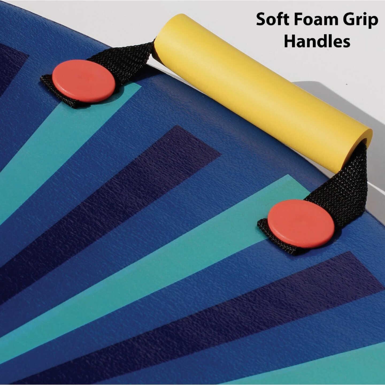 Flexible Flyer 26 In. Dia. Blue Foam Saucer Sled Image 6